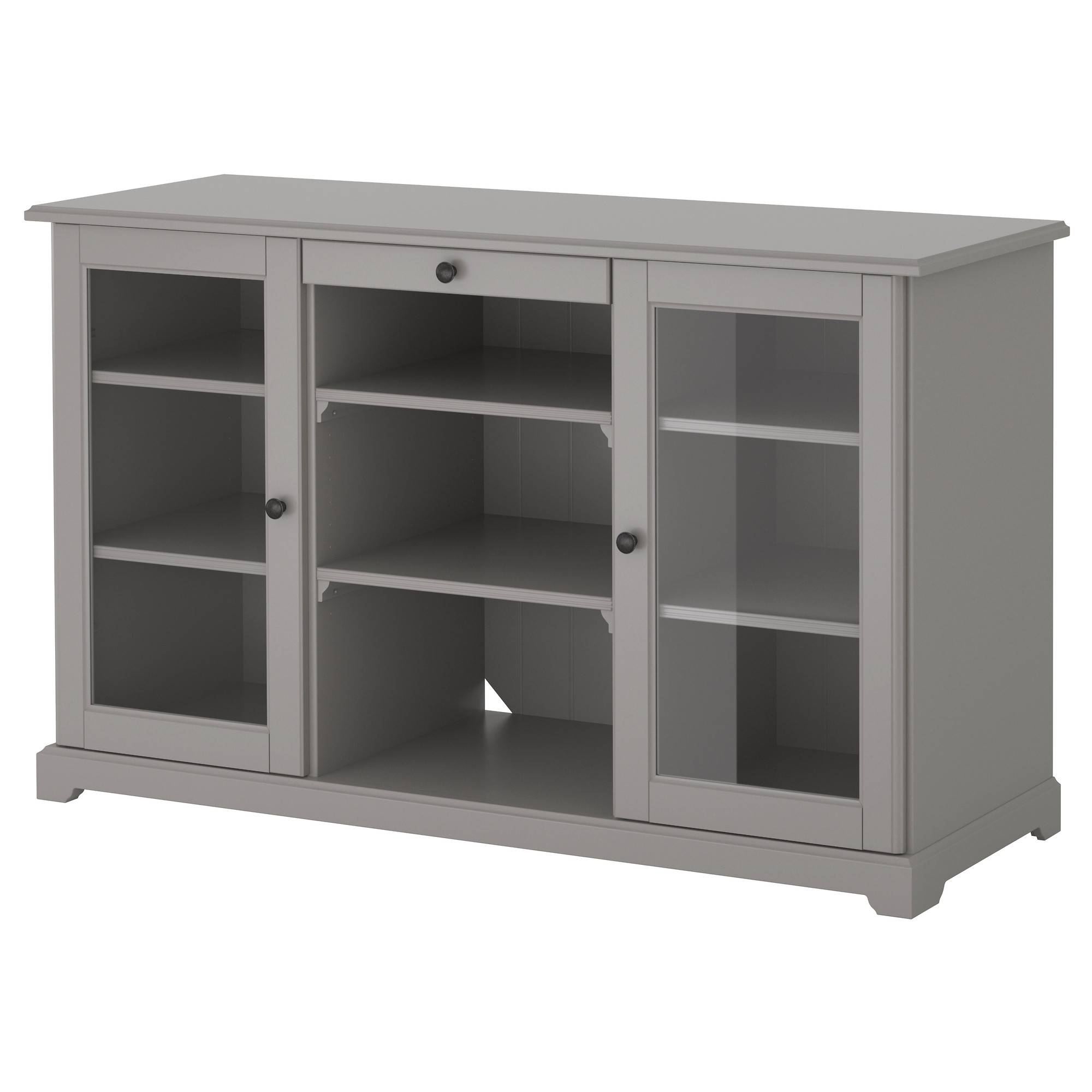 Liatorp Sideboard - Gray - Ikea with regard to Liatorp Sideboards (Image 8 of 15)
