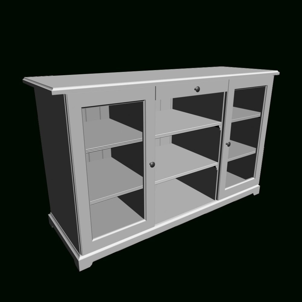 Liatorp Sideboard, White - Design And Decorate Your Room In 3D regarding Liatorp Sideboards (Image 14 of 15)