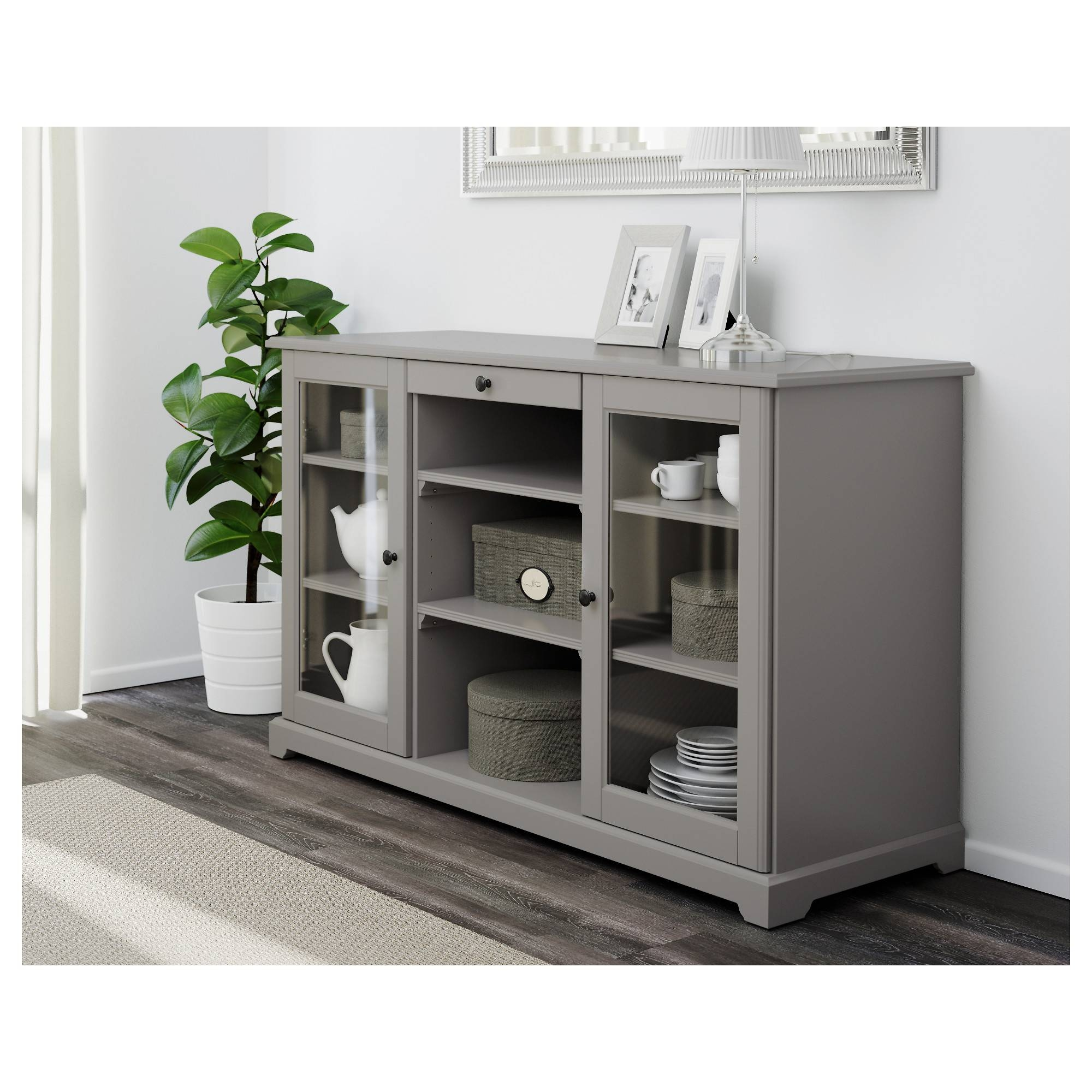 Liatorp Sideboard - White - Ikea with regard to Liatorp Sideboards (Image 12 of 15)