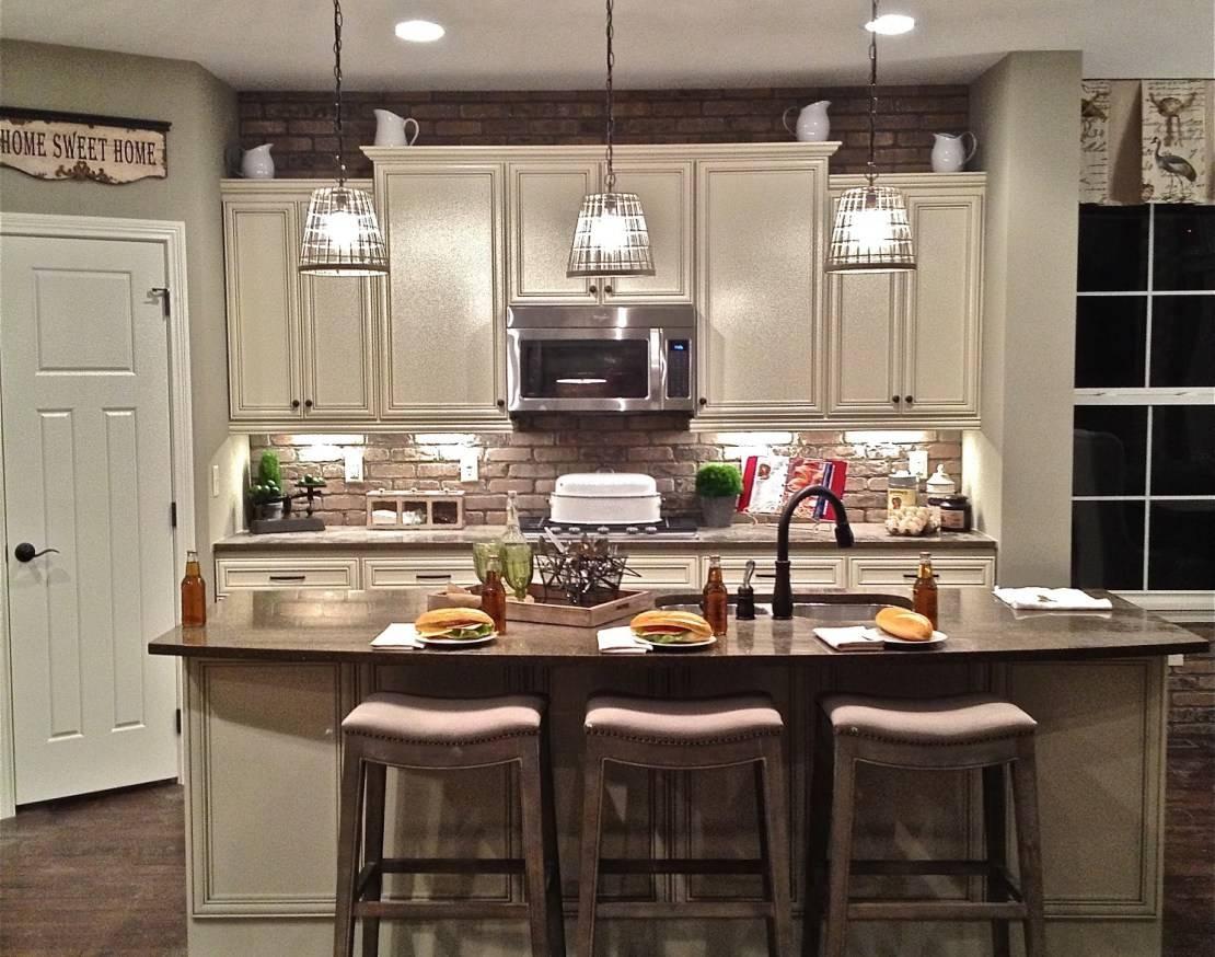 Lighting : Kitchen Light Fixtures Light Pendant Island Kitchen With Pendant Lights For Island (View 8 of 15)