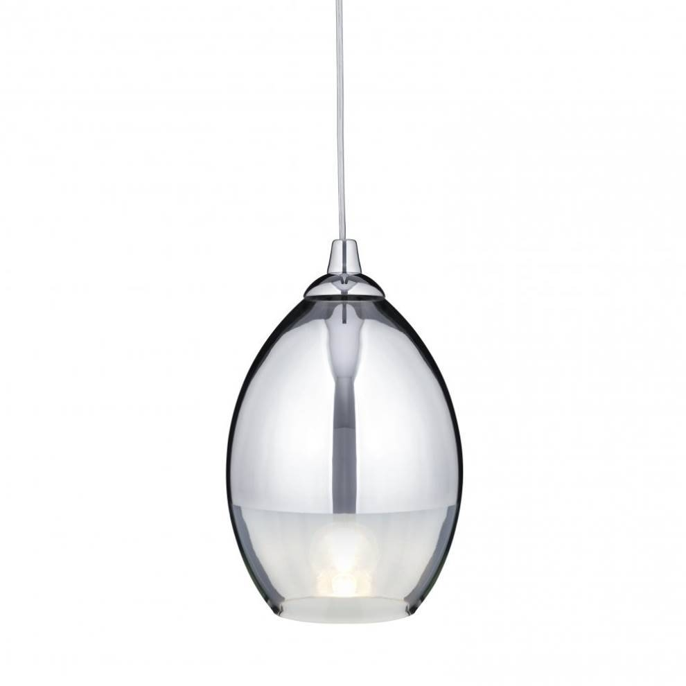 15 Collection Of Round Glass Pendant Lights