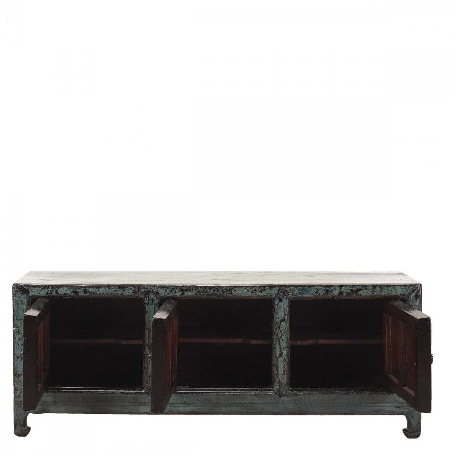 Long Low Cabinet | Oriental Low Sideboard | Orchid In Long Low Sideboards (View 7 of 15)