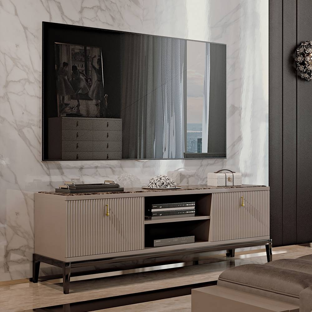 Luxury Buffets & Sideboards - Exclusive High End Designer throughout Media Sideboards (Image 7 of 15)