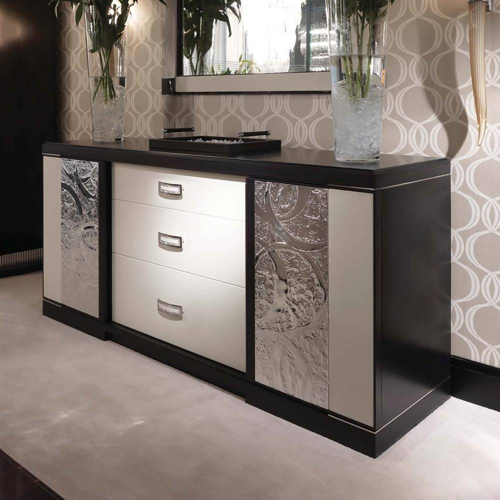Luxury Sideboards & Cabinets - Exclusive High End Designer Sideboards in Sideboard Cabinets (Image 9 of 15)