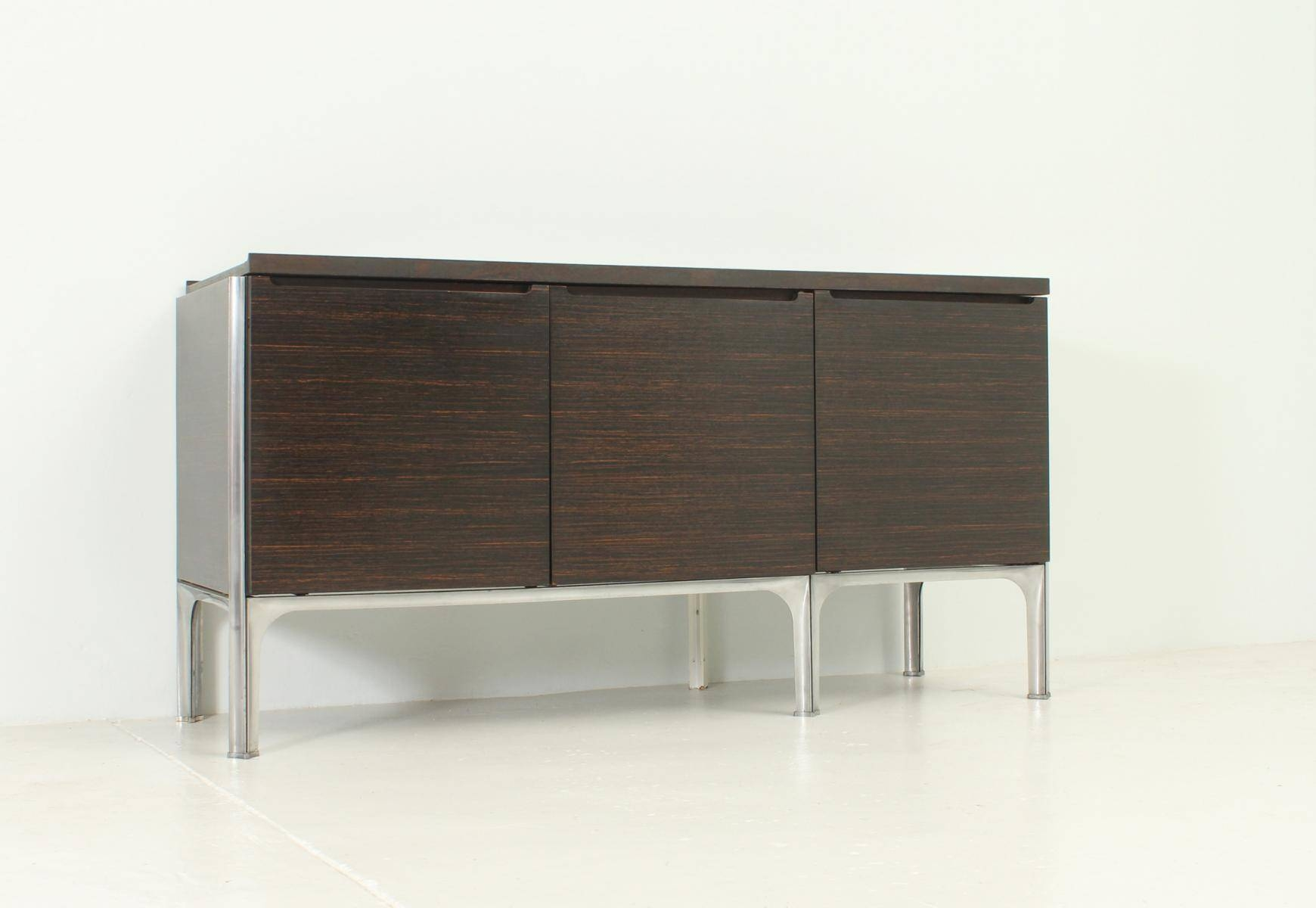 Macassar Ebony Wood Sideboardraymond Loewy For Df 2000 For inside Affinity Sideboards (Image 6 of 15)