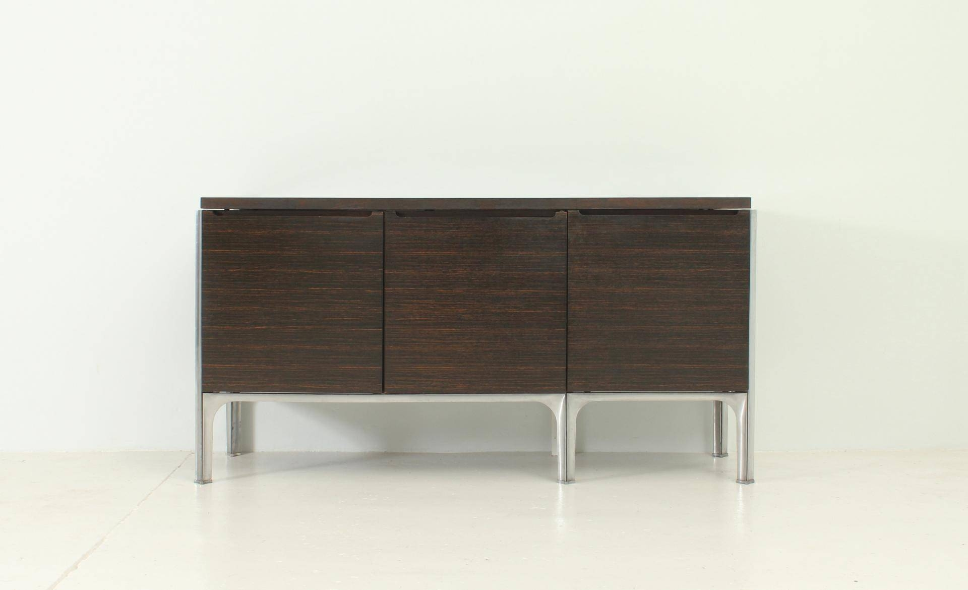 Macassar Ebony Wood Sideboardraymond Loewy For Df 2000 For intended for Affinity Sideboards (Image 7 of 15)
