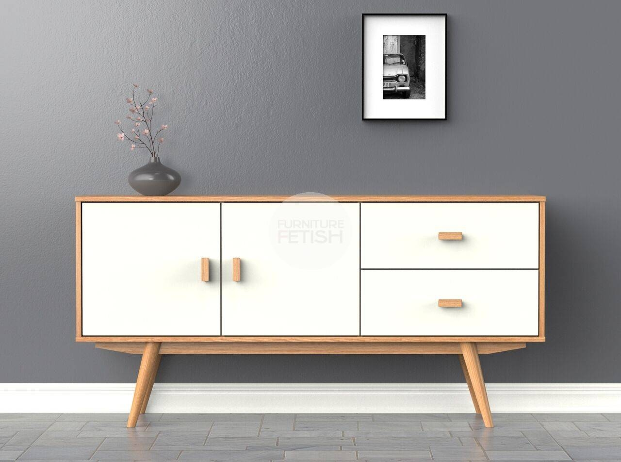 Magnus Klaus Sideboard – Furniture Fetish Gold Coast Intended For Scandinavian Sideboards (View 1 of 15)