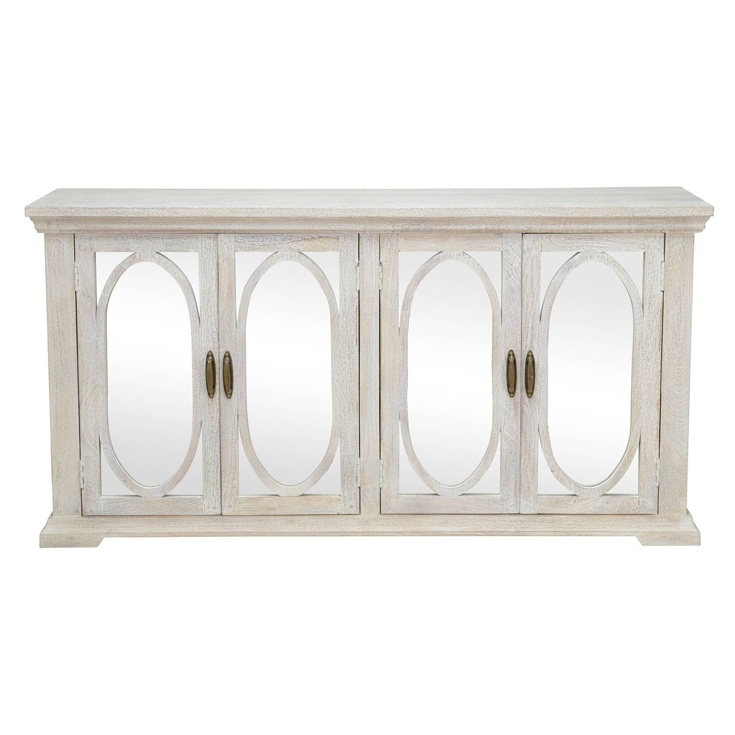 Manchester Wood Mirrored 70-Inch Sideboardkosas Home - Free in 70 Inch Sideboards (Image 4 of 15)