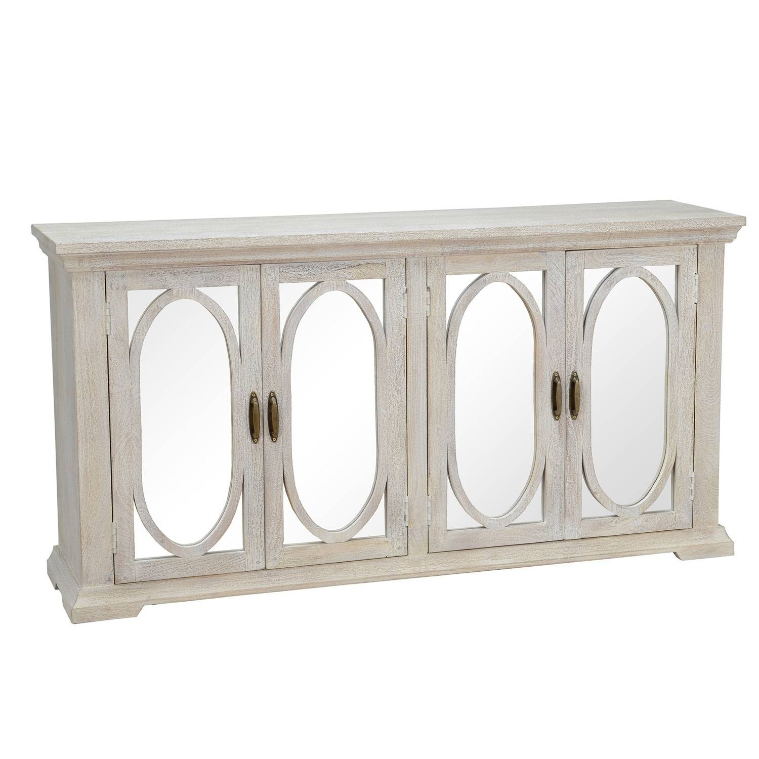 Manchester Wood Mirrored 70-Inch Sideboardkosas Home - Free with regard to 70 Inch Sideboards (Image 9 of 15)