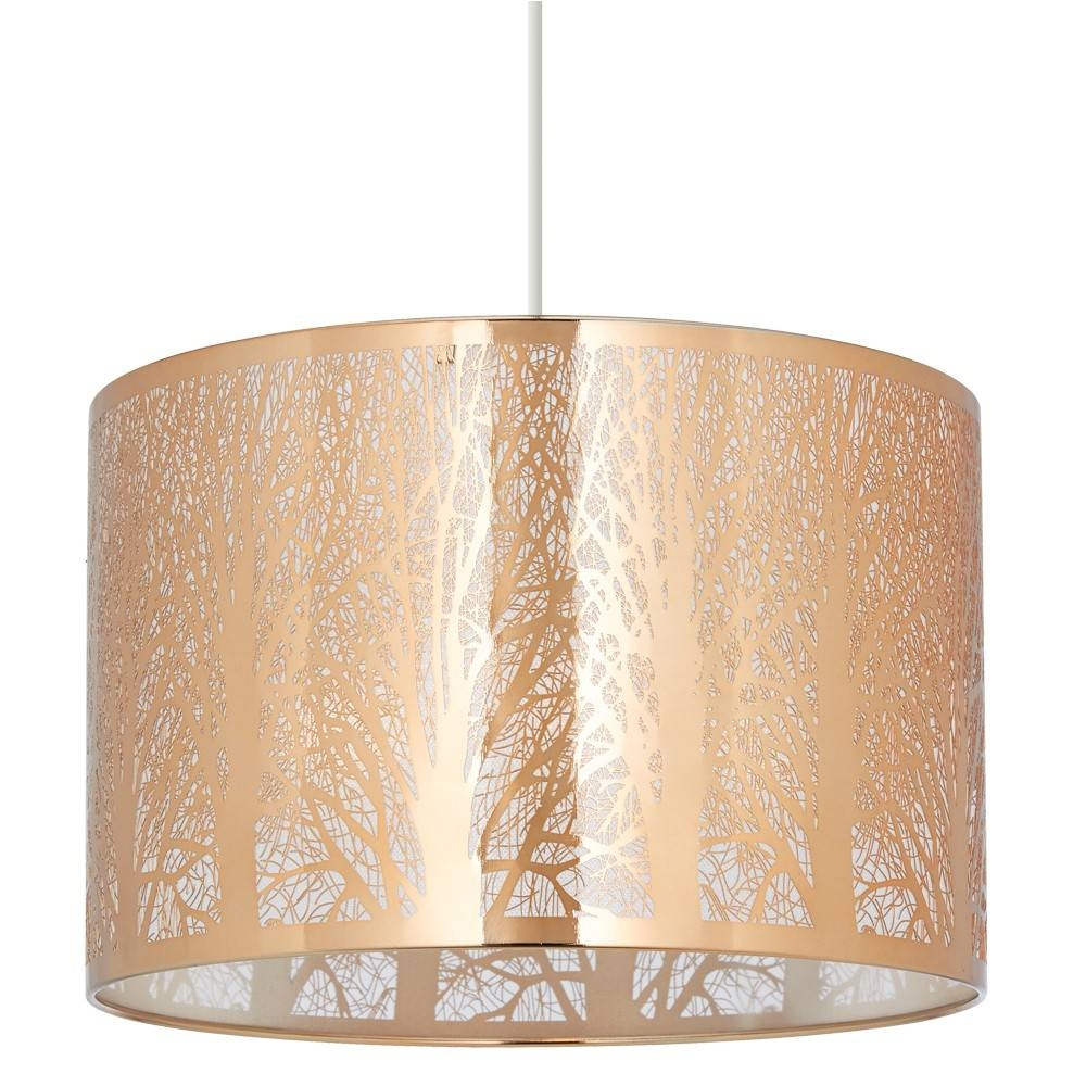 Mason Pendant Light Shade Copper | Pagazzi Lighting™ Intended For Pendant Light Shades (View 2 of 15)