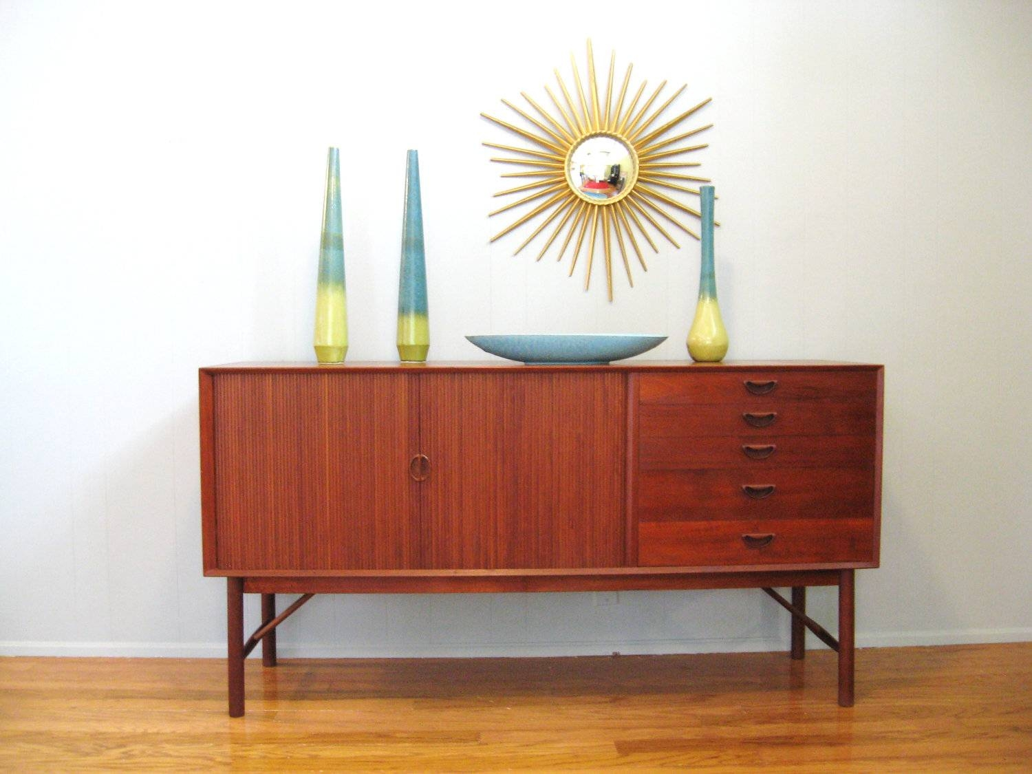 Mid Century Modern Credenza Plans — Joanne Russo Homesjoanne Russo within Mid Century Sideboards (Image 8 of 15)