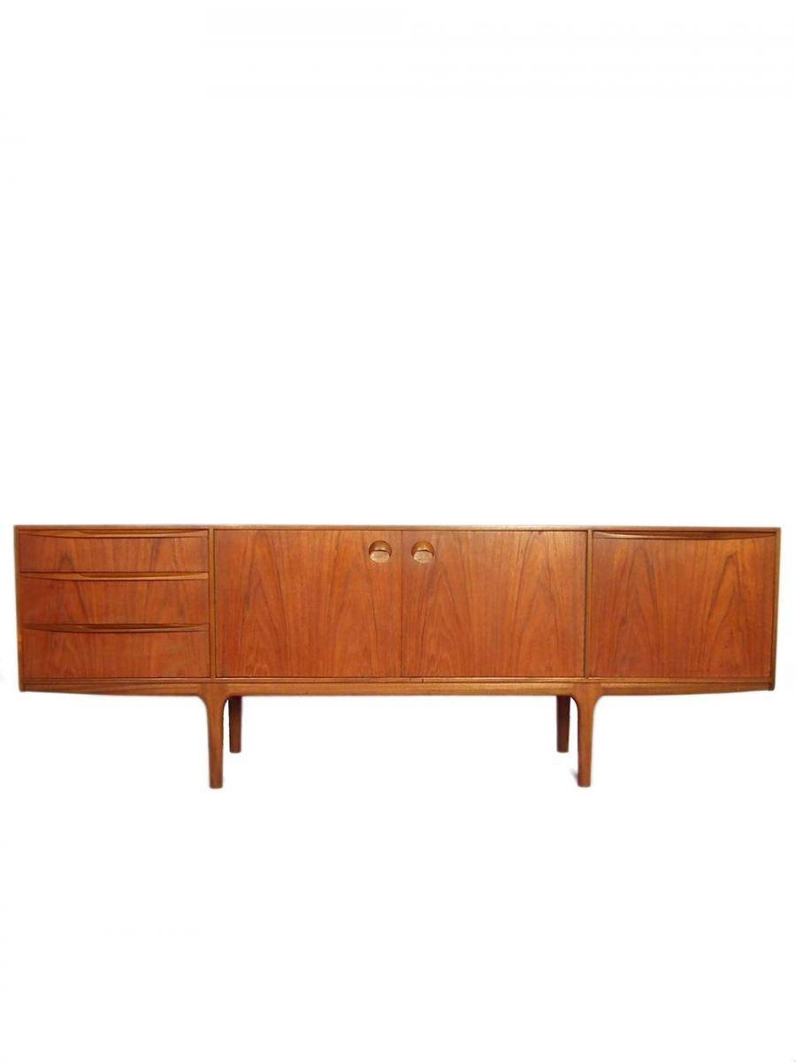 Mid-Century Sideboard From Mcintosh For Sale At Pamono with Mid Century Sideboards (Image 10 of 15)