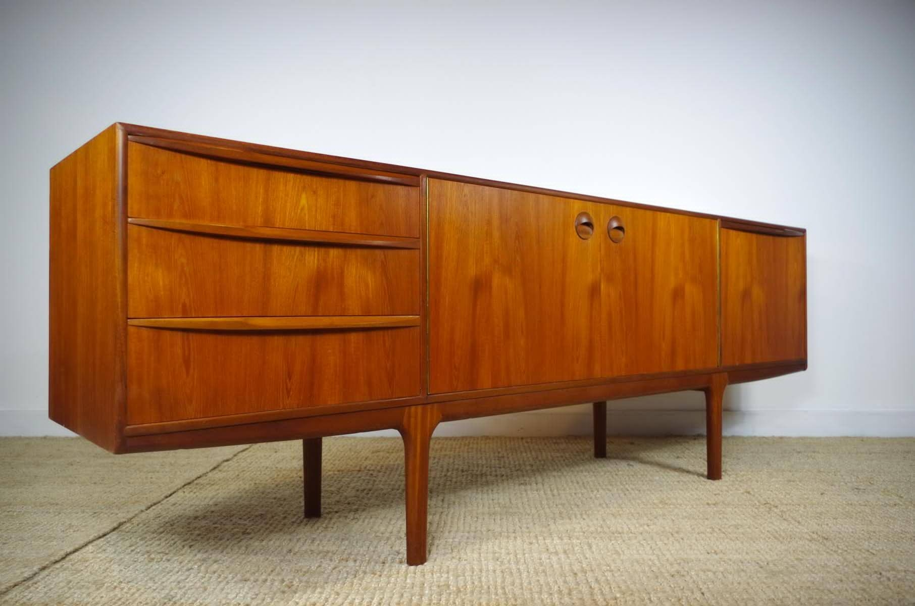 Mid-Century Sideboardtom Robertson For Mcintosh For Sale At Pamono with regard to Mid Century Sideboards (Image 11 of 15)