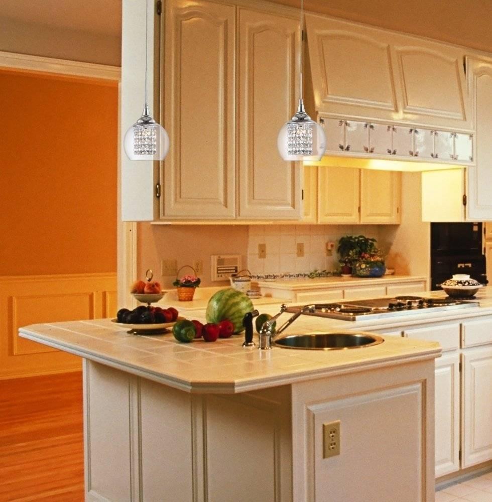 Mini Pendant Lights Above Island : Different Ways To Hang Mini with Mini Pendant Lights For Kitchen (Image 9 of 15)