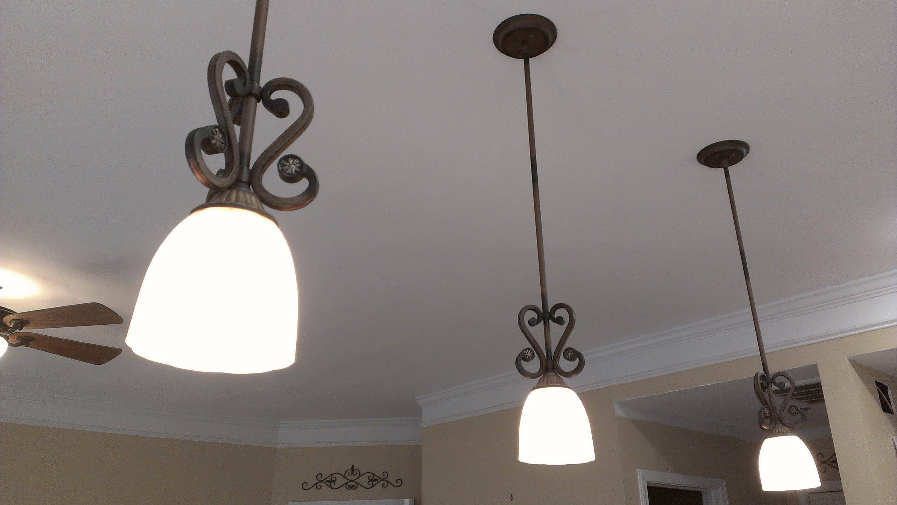 Mini Pendant Lights For Kitchen Island Hanging Lighting Ideas with regard to Pendant Lighting for Track Systems (Image 9 of 15)