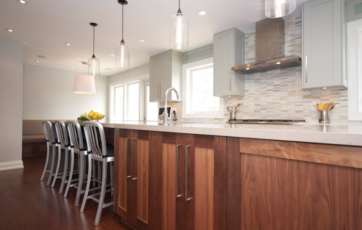 Mini Pendant Lights For Kitchen Island - Kutsko Kitchen intended for Mini Pendant Lights Over Kitchen Island (Image 10 of 15)