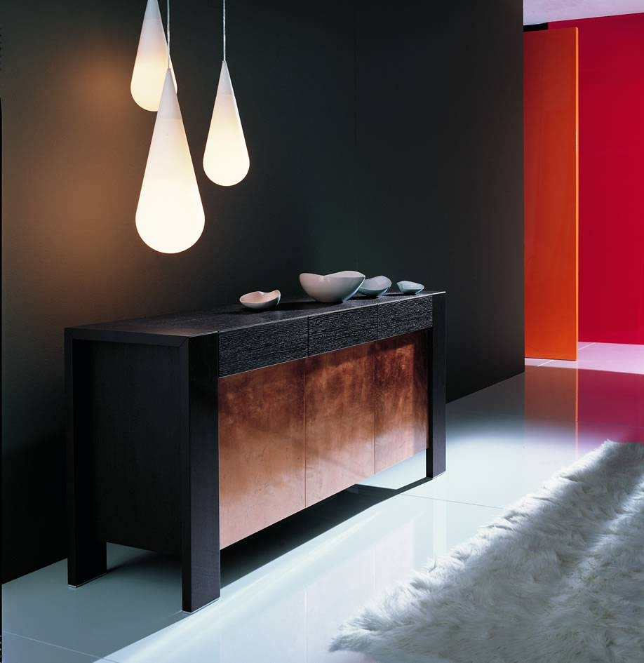 Modern Buffets - Contemporary Buffets - Storage Buffets - Italian intended for Modern Sideboards and Buffets (Image 9 of 15)