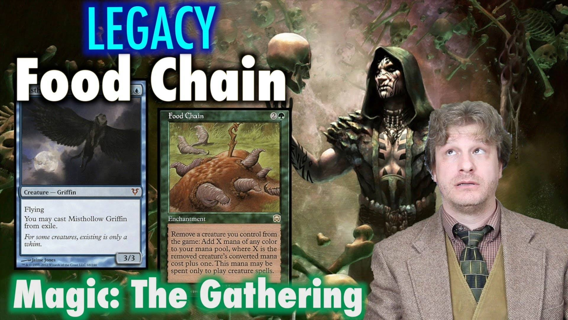 Mtg - How To Build Legacy Food Chain - A Combo / Control Deck For regarding Magic the Gathering Sideboards (Image 6 of 15)