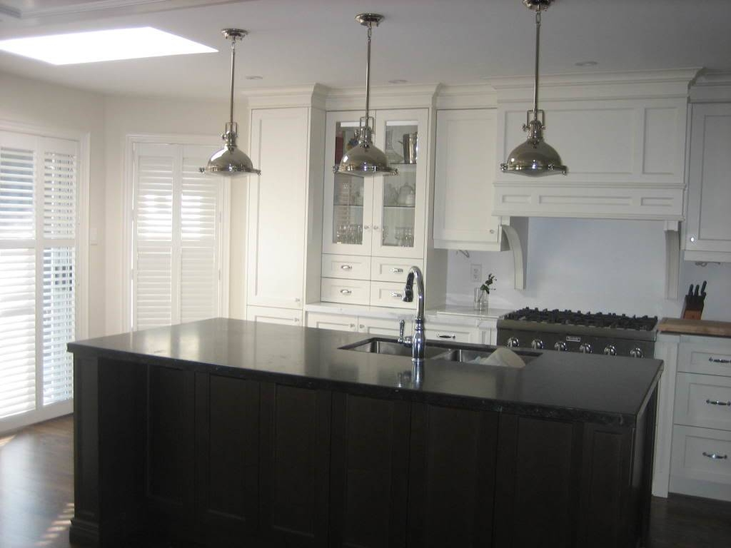 My Pendant Lights Are In Almost Finished In 3 Pendant Lights For Kitchen Island (View 9 of 15)