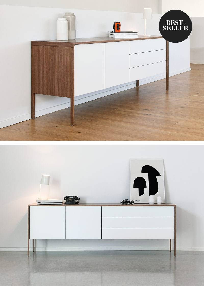 Nest.co.uk Top Ten Sideboards Pertaining To Cool Sideboards (Photo 1 of 15)