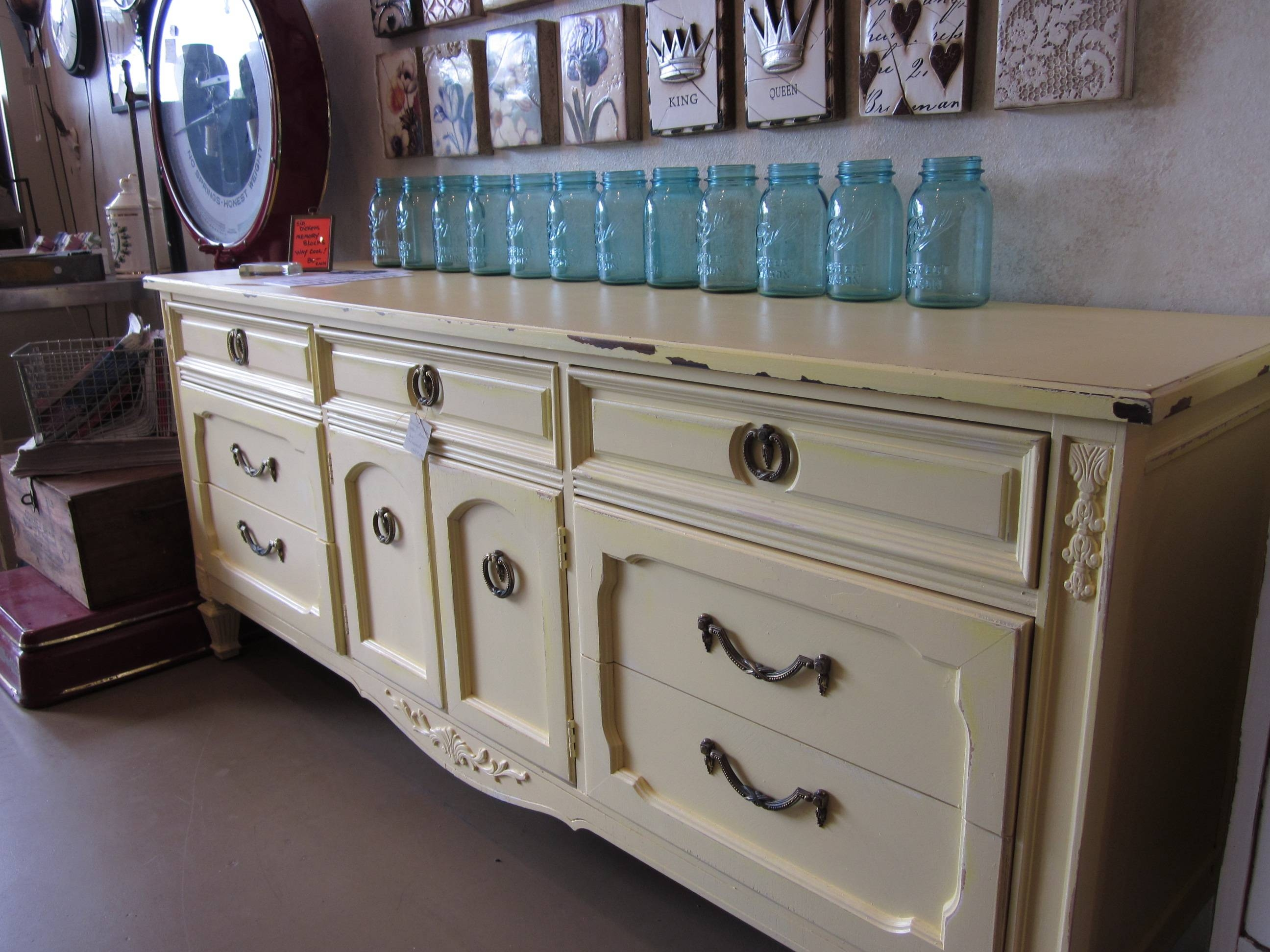 New Arrival- Thomasville Buffet/sideboard (Sold) | Paper Street Market pertaining to Thomasville Sideboards (Image 12 of 15)