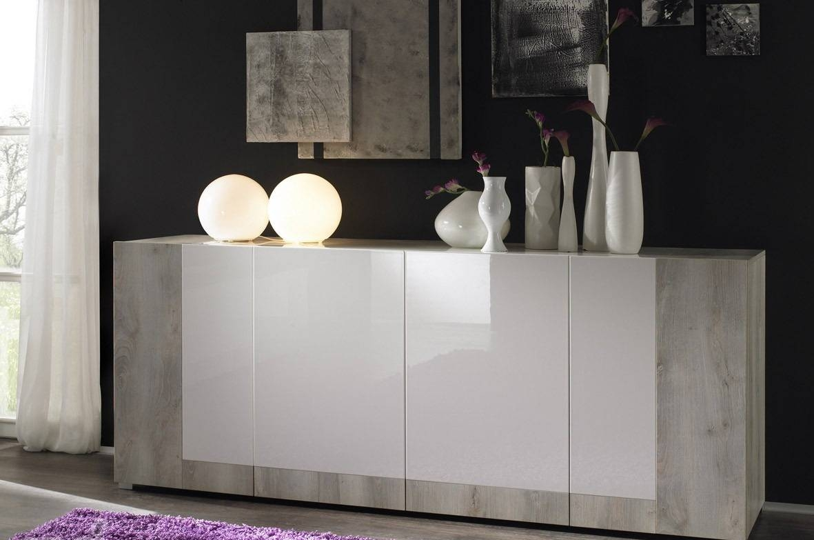 Nice Contemporary Sideboards And Buffets — New Decoration : Design For Contemporary Sideboards And Buffets (Photo 3 of 15)