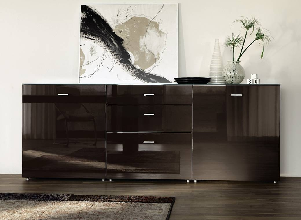 Now! 14 Sideboards – Ultimo Interiors Pertaining To Black Brown Sideboards (View 6 of 15)