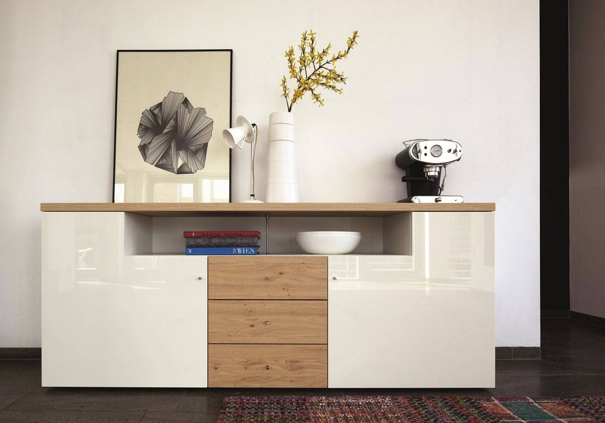 Now! Time Sideboard | Hulsta Webstore Intended For Hulsta Sideboards (Photo 3 of 15)