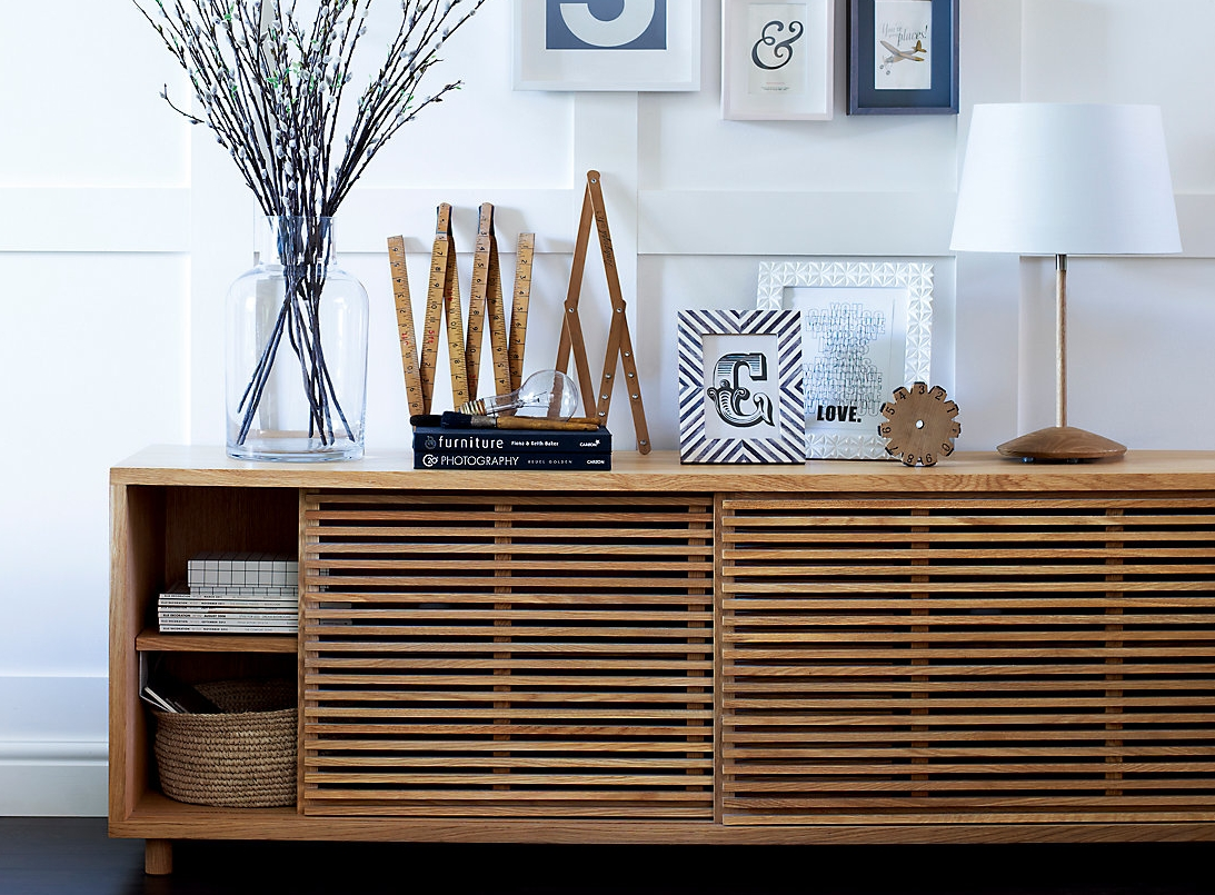 Oak Sideboards - 10 Of The Best | Ideal Home with Marks And Spencer Sideboards (Image 5 of 15)