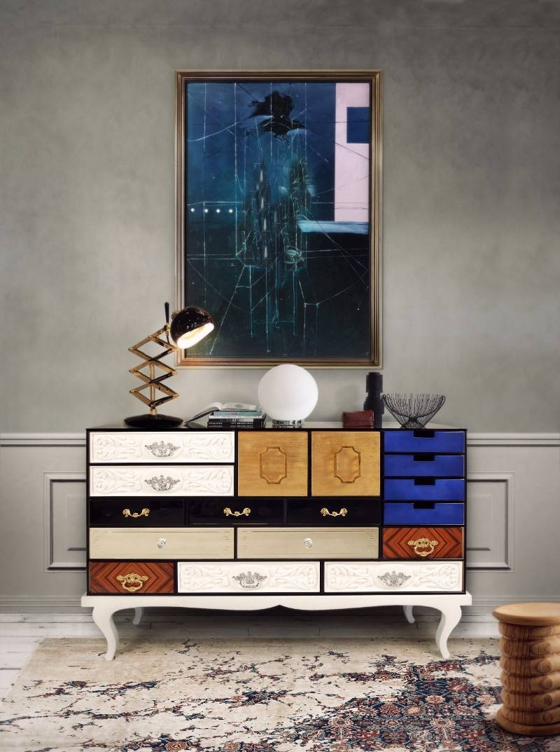 Old Is New: Contemporary Sideboards Inspiredthe 50S And The 60S Throughout 50S Sideboards (Photo 7 of 15)