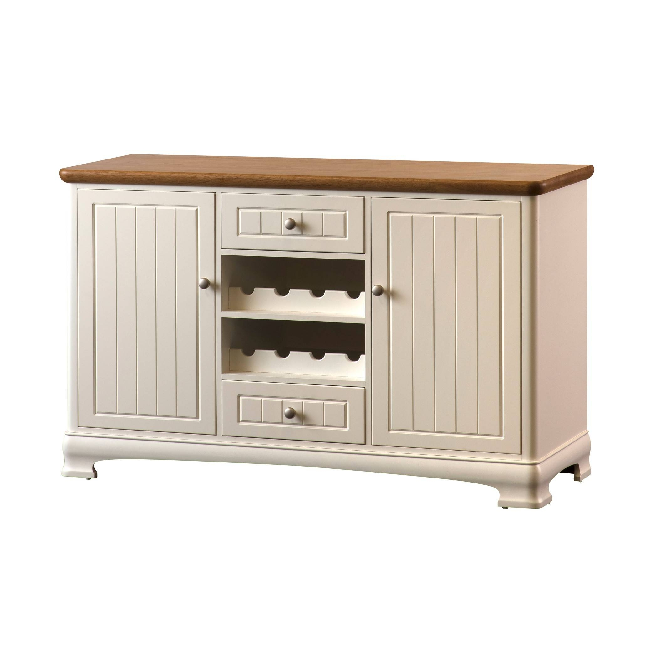 Painted Large Sideboard With Wine Rack | Gola Furniture Uk pertaining to Sideboards With Wine Rack (Image 11 of 15)