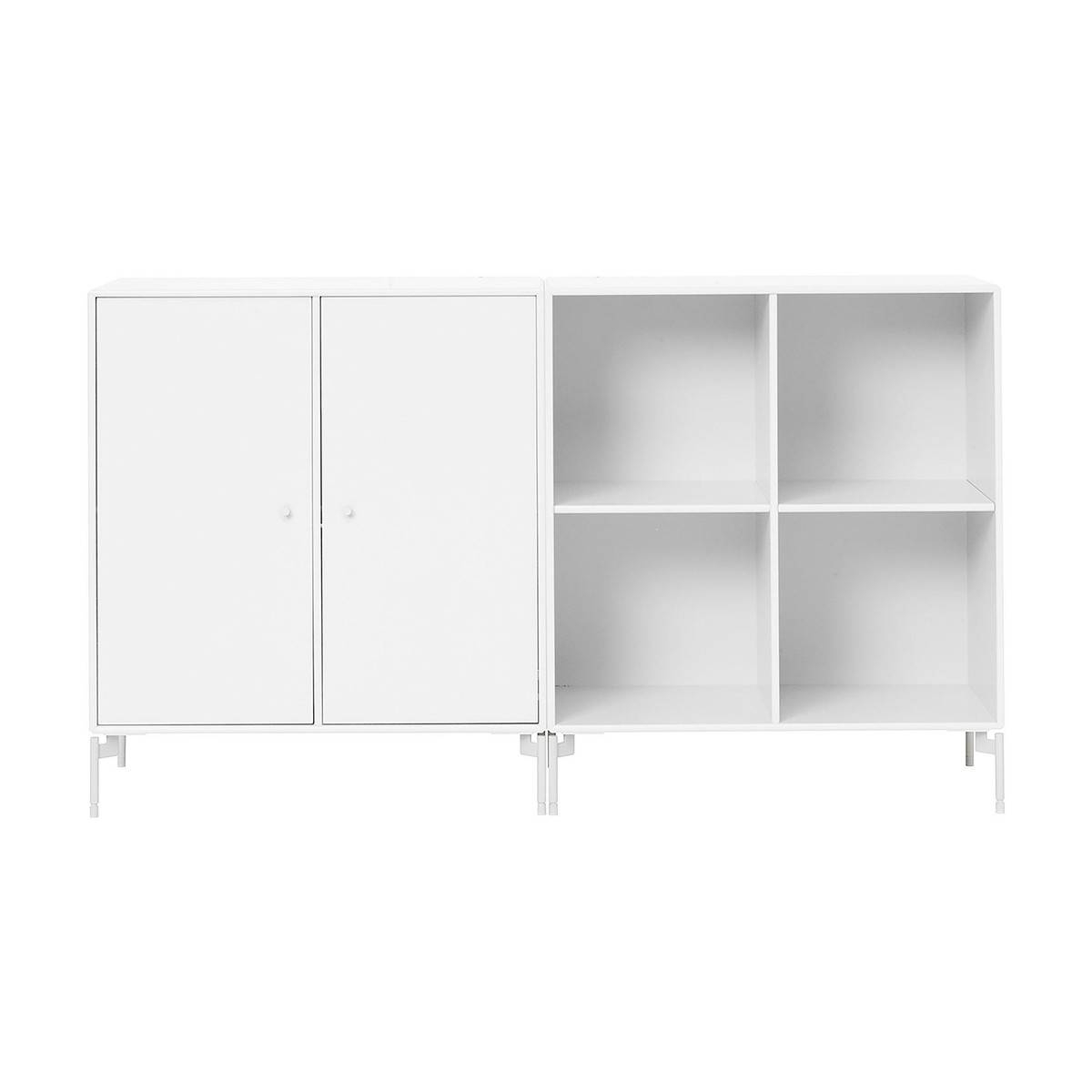 Pair Sideboard 139.2X82.2X38Cm | Montana | Ambientedirect for Montana Sideboards (Image 7 of 15)