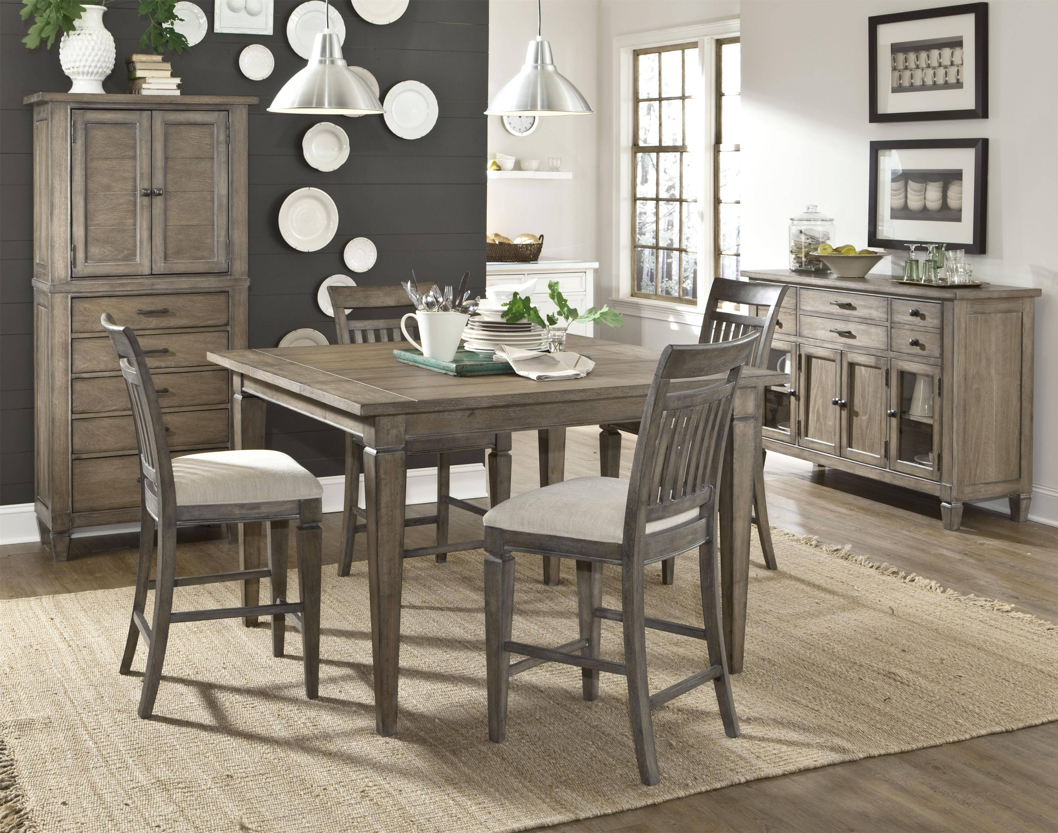 Peachy Dining Room Set Sideboard | Home Inspired 2018 throughout Dining Room Sets With Sideboards (Image 12 of 15)