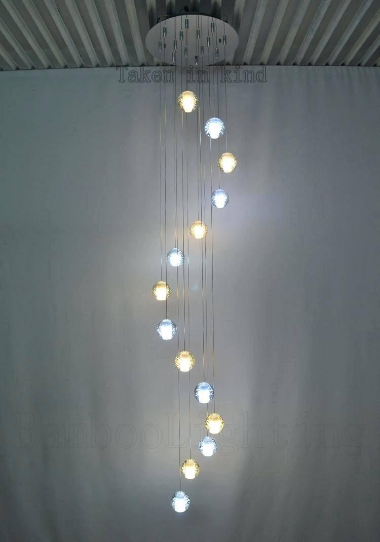 Pendant Light : Bubble Pendant Light Possini Euro Design Cascade Throughout Glass Bubble Pendant Lights (View 10 of 15)