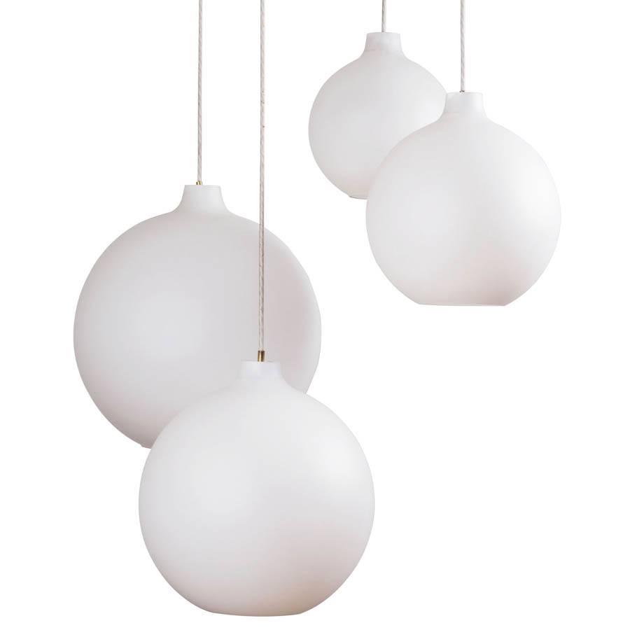 Pendant Lighting Ideas: Best Round Pendant Light Fixture City inside Round Glass Pendant Lights (Image 13 of 15)