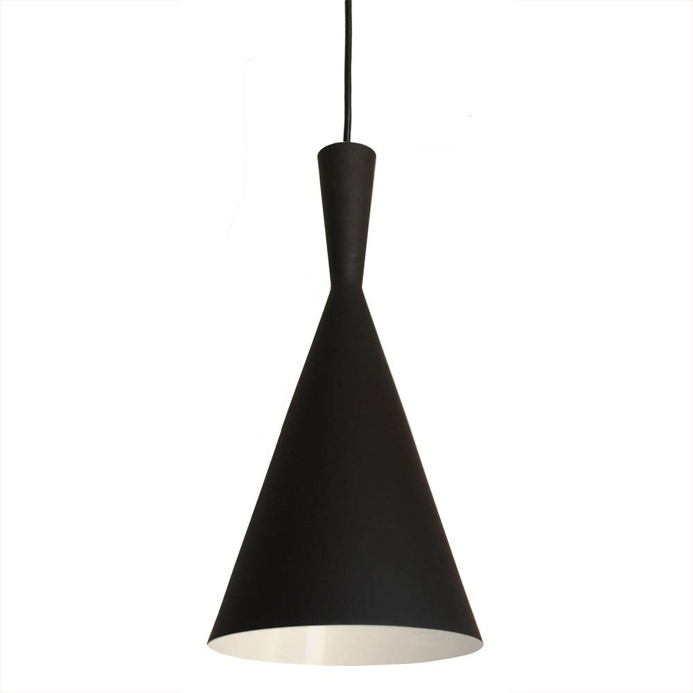 Pendant Lighting Ideas: Modern Design Black Mini Pendant Light intended for Black Mini Pendant Lights (Image 9 of 15)