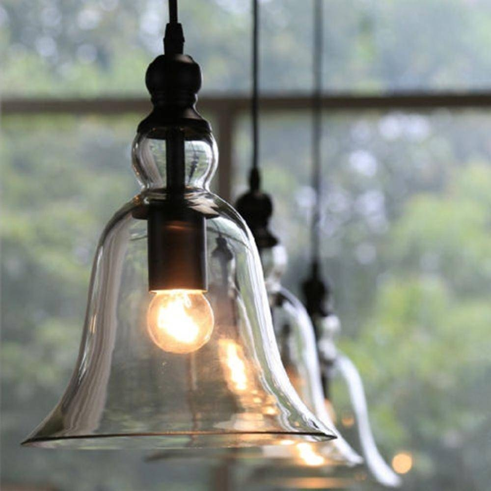 Pendant Lights European Rustic Vintage Industrial Pendant Lamps Regarding Industrial Glass Pendant Lights (View 13 of 15)