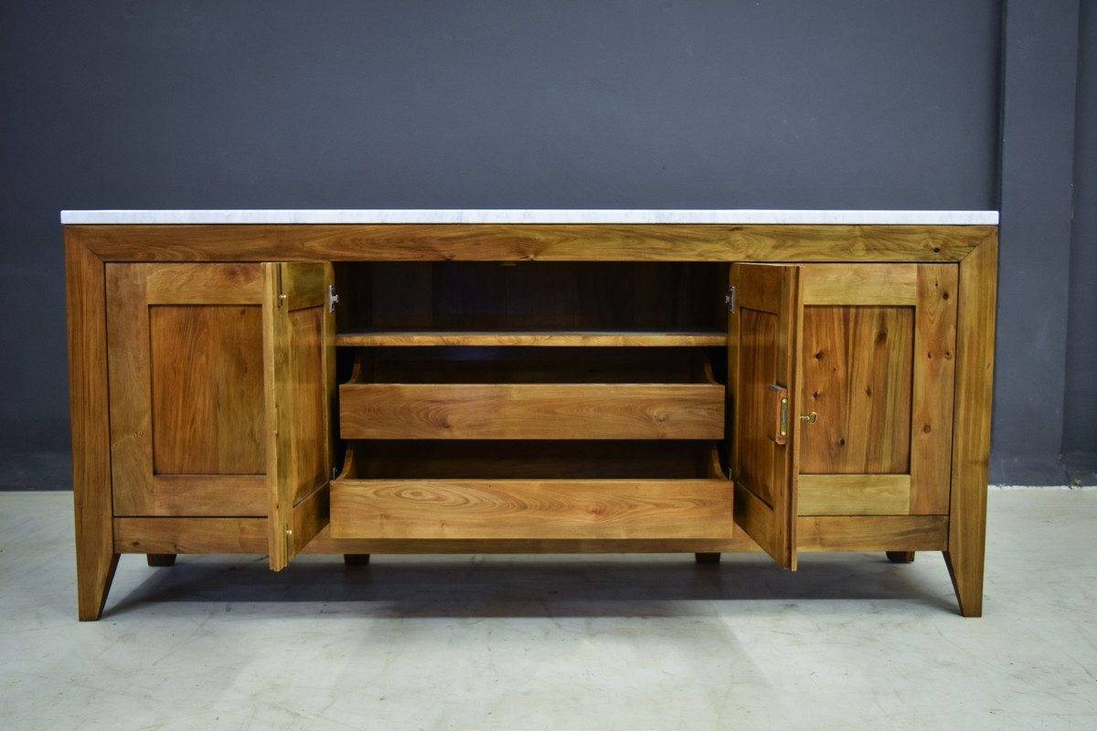 Pierre Cronje | Sideboards inside Sideboards With Marble Tops (Image 11 of 15)