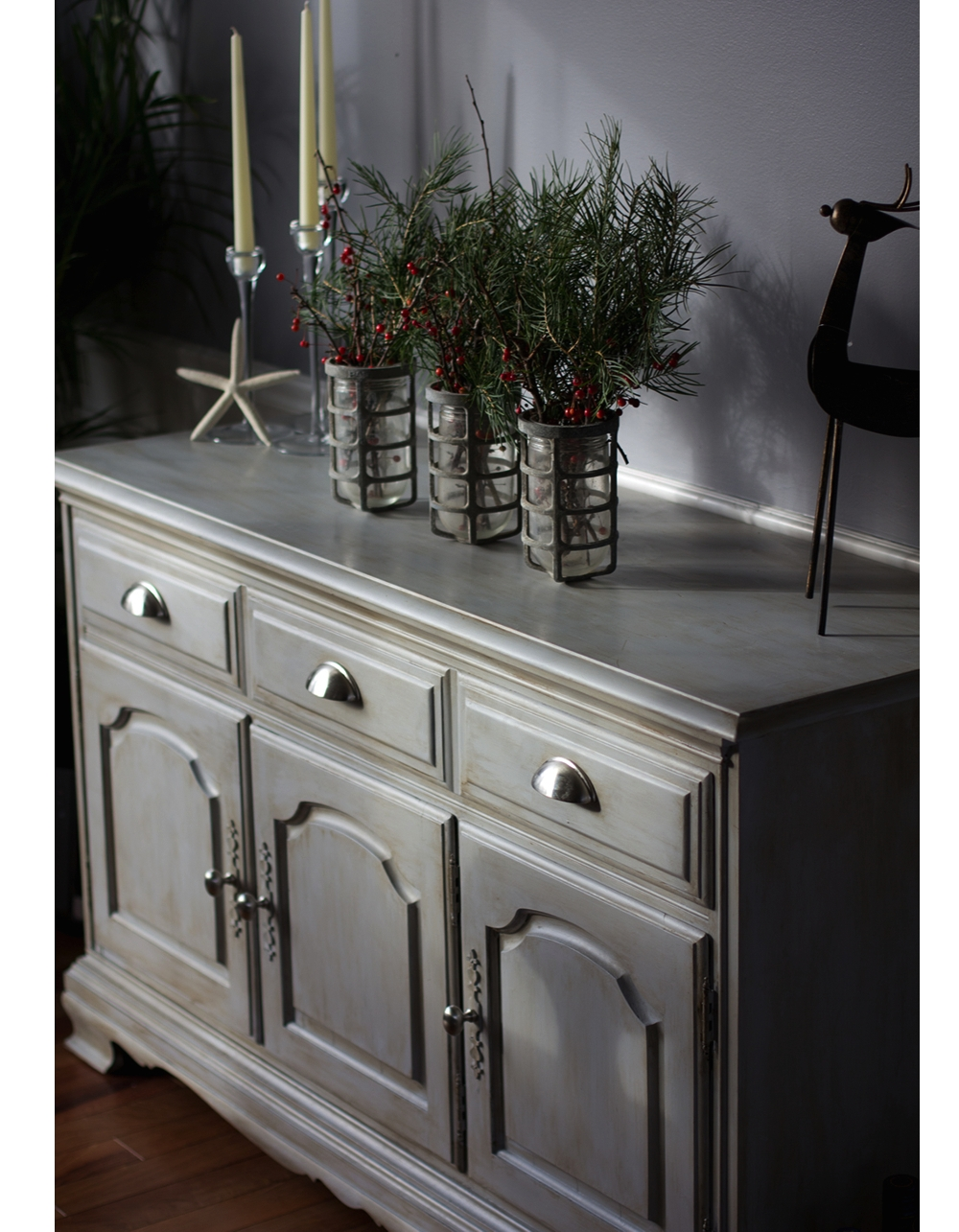 Featured Photo of Chalk Painted Sideboards