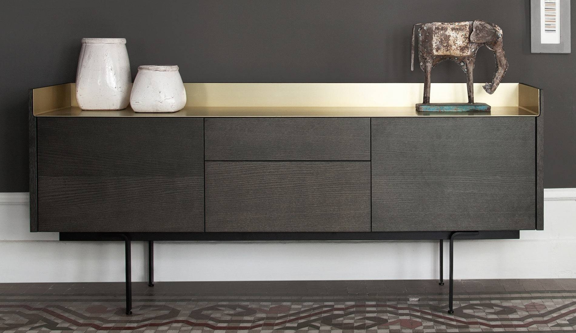 Punt Stockholm 3B Sideboard | Dopo Domani Pertaining To Stockholm Sideboards (View 6 of 15)