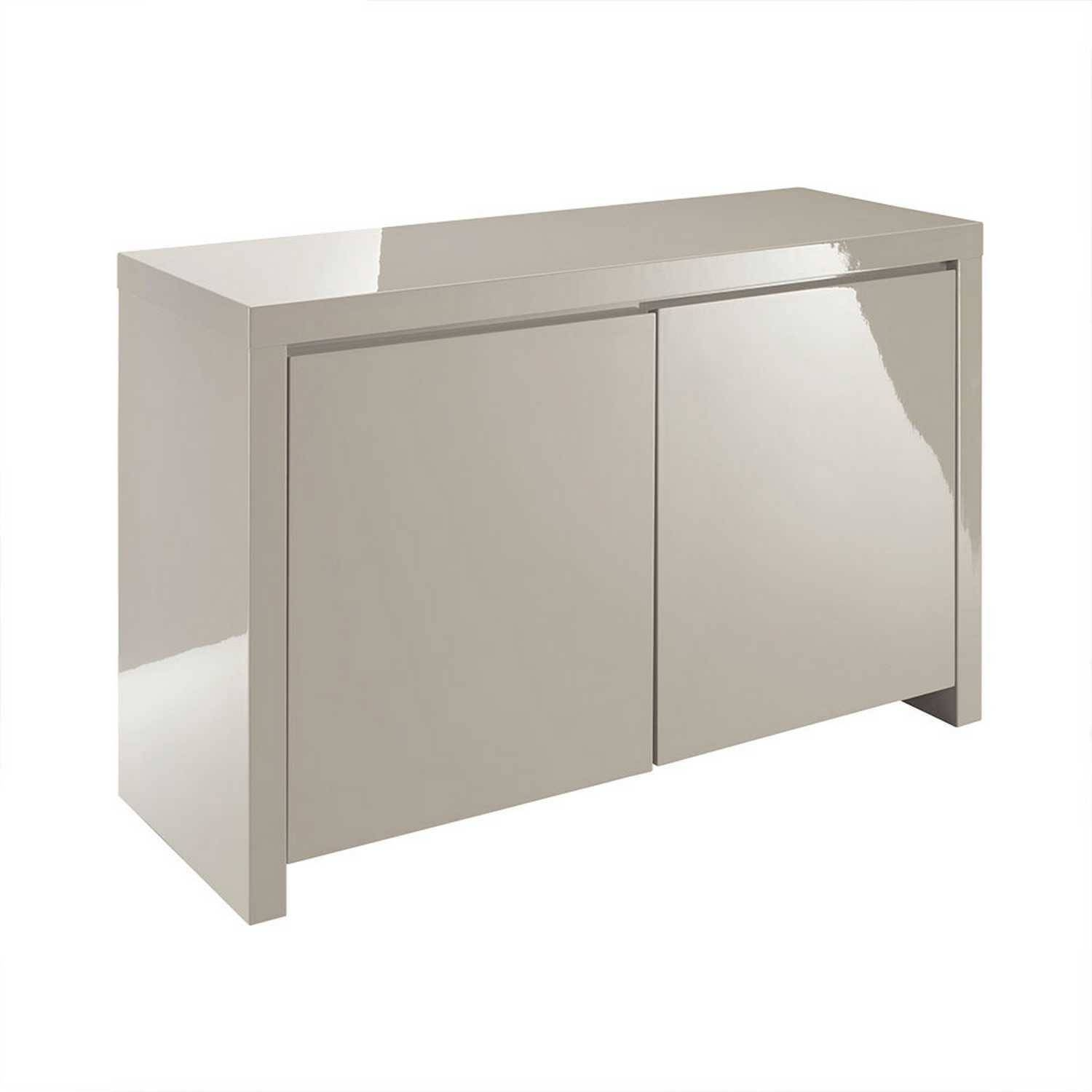 Puro Sideboard Pertaining To High Gloss Cream Sideboards (View 4 of 15)