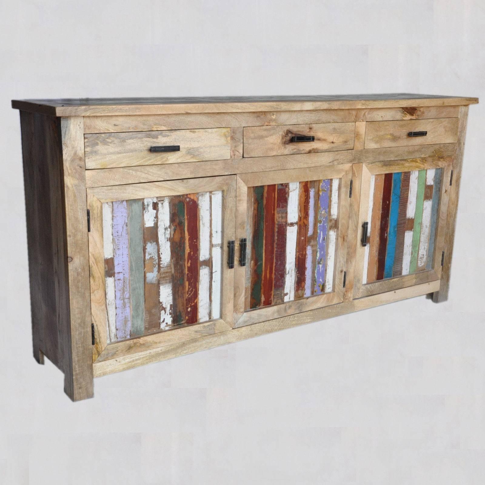 Reclaimed Wood Sideboard inside Reclaimed Wood Sideboards (Image 11 of 15)