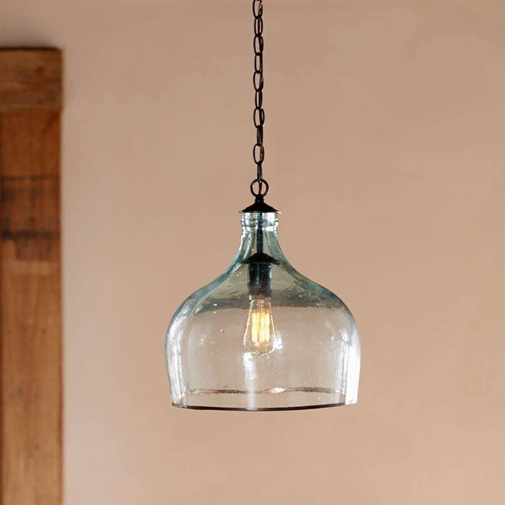 Recycled Glass Pendant Lights With Globe Light Vivaterra And Intended For Recycled Pendant Lights (View 10 of 15)