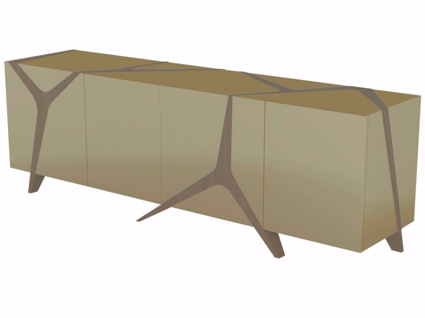 Rosace | Sideboard Les Contemporains Collectionroche Bobois With Regard To Roche Bobois Sideboards (View 12 of 15)