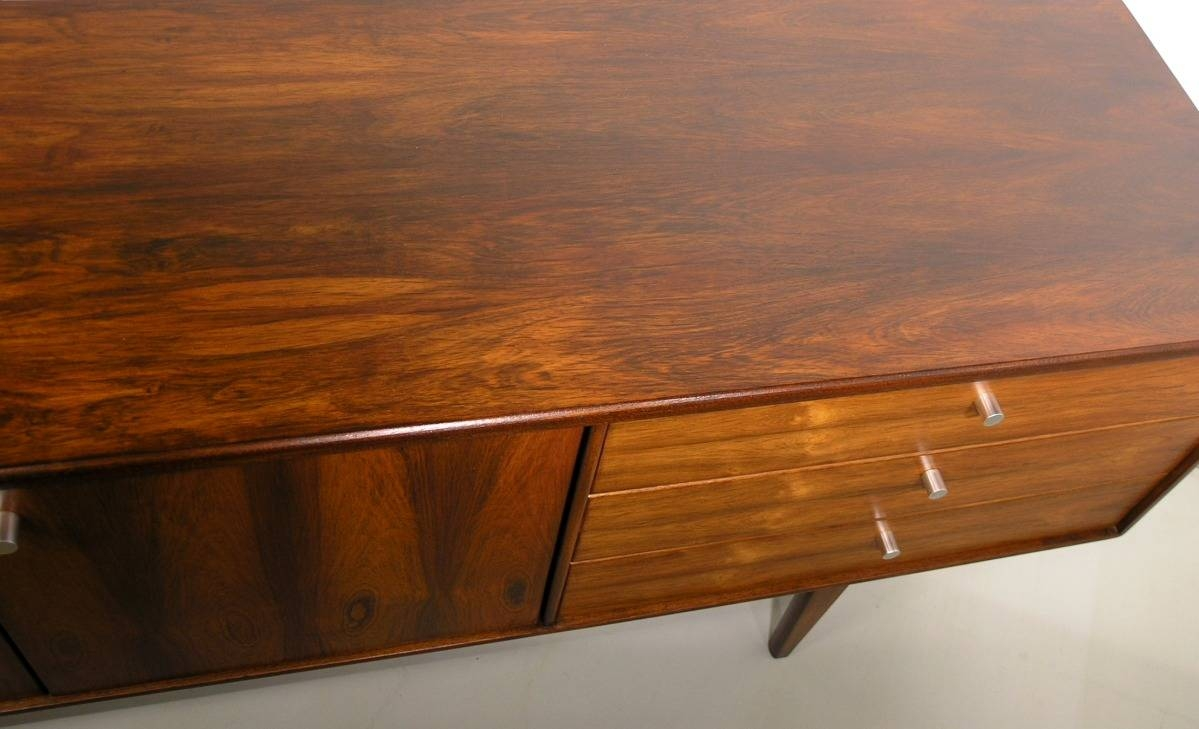 Rosewood Younger Sideboard Vintage Retro Danish throughout A Younger Sideboards (Image 8 of 15)