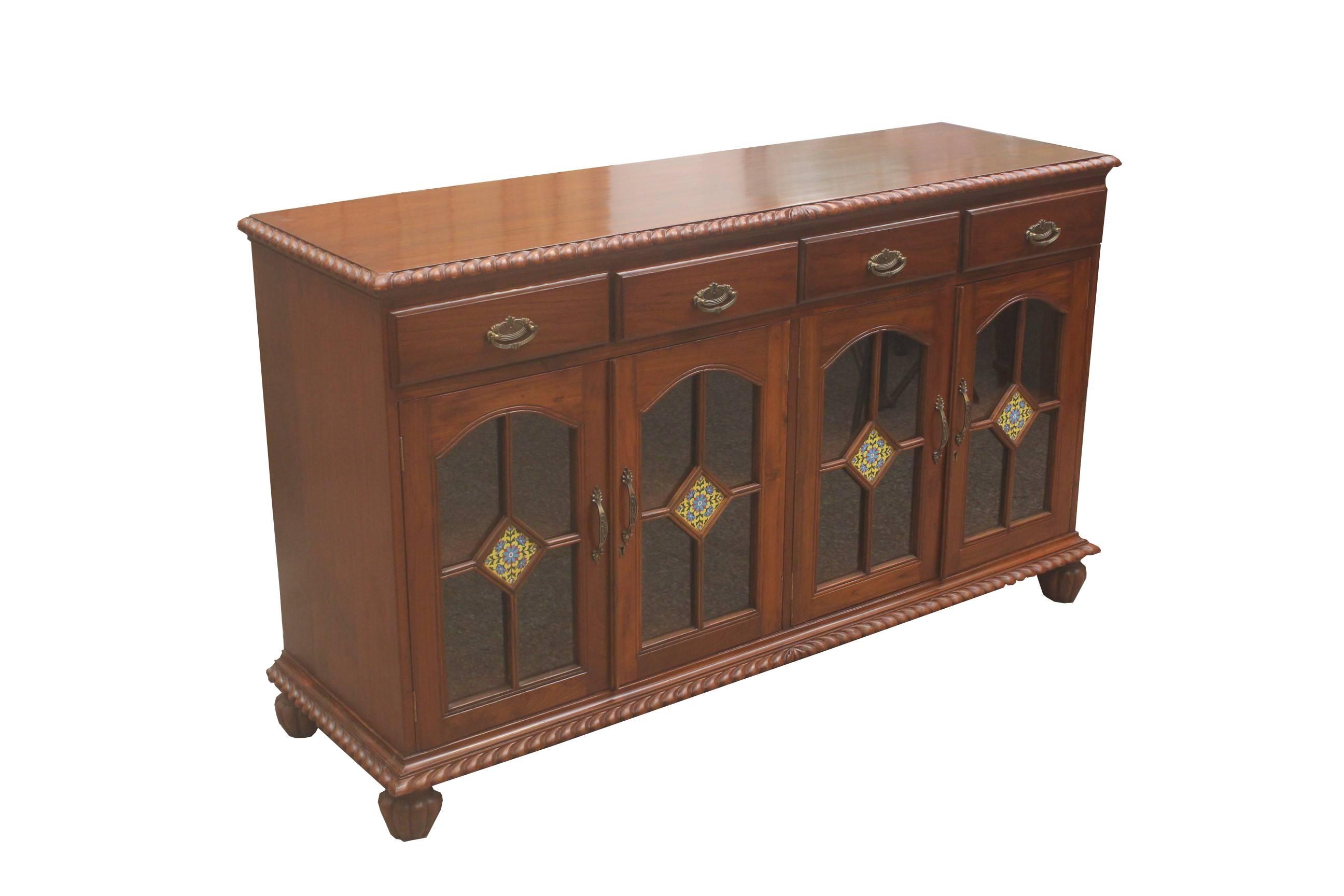 Sb 76 Details | Bic Furniture India throughout Indian Sideboard Furniture (Image 14 of 15)