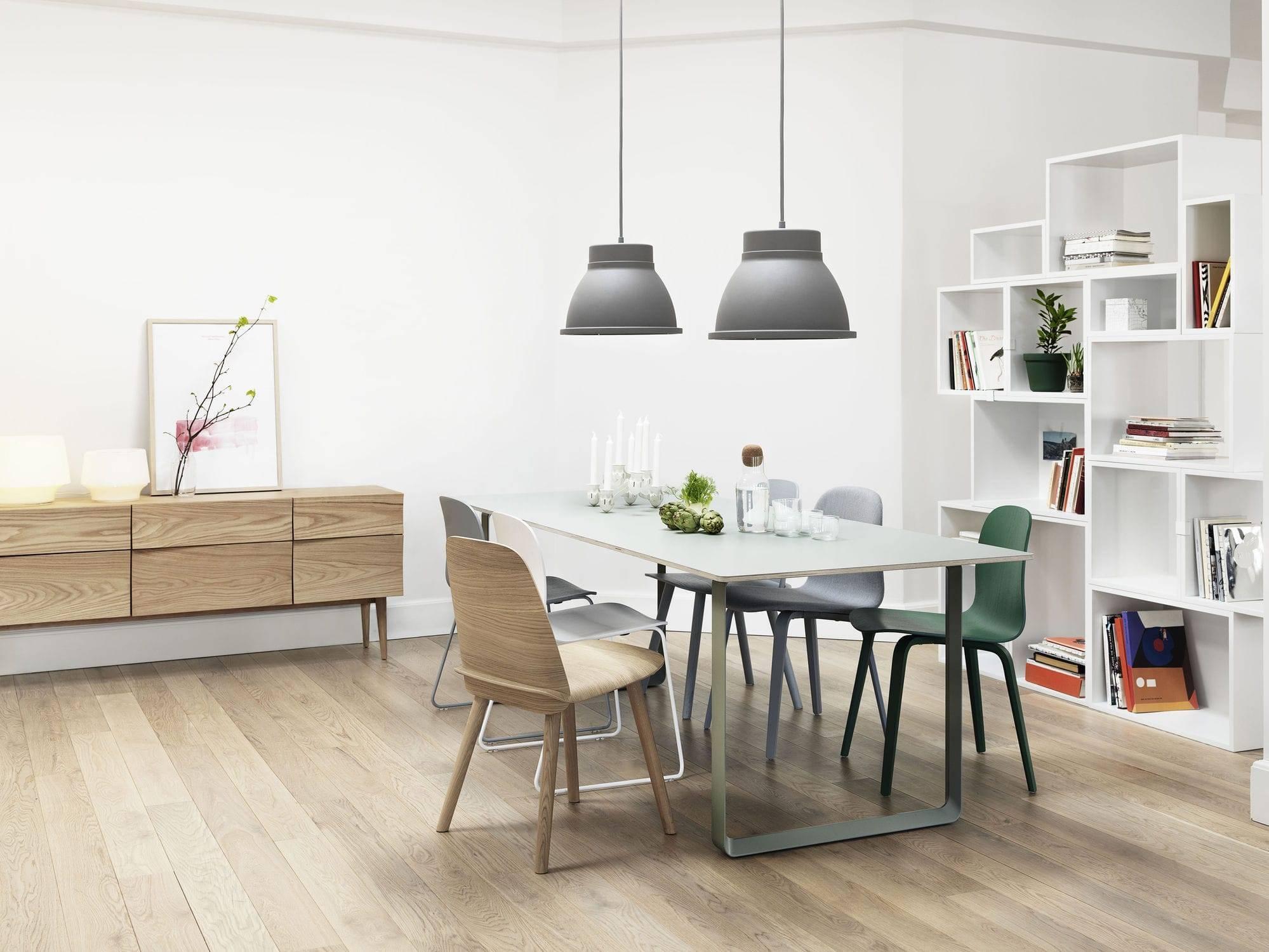 Scandinavian Design Sideboard / Oak – Reflectsøren Rose – Muuto In Scandinavian Sideboards (View 6 of 15)