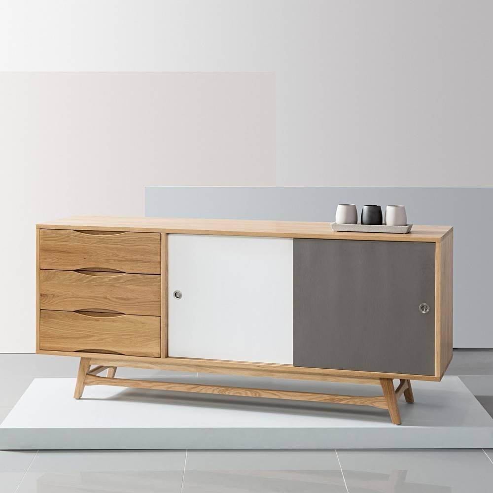 Scandinavian Sideboards & Cabinets – Modern Affordable Danish In Scandinavian Sideboards (View 11 of 15)