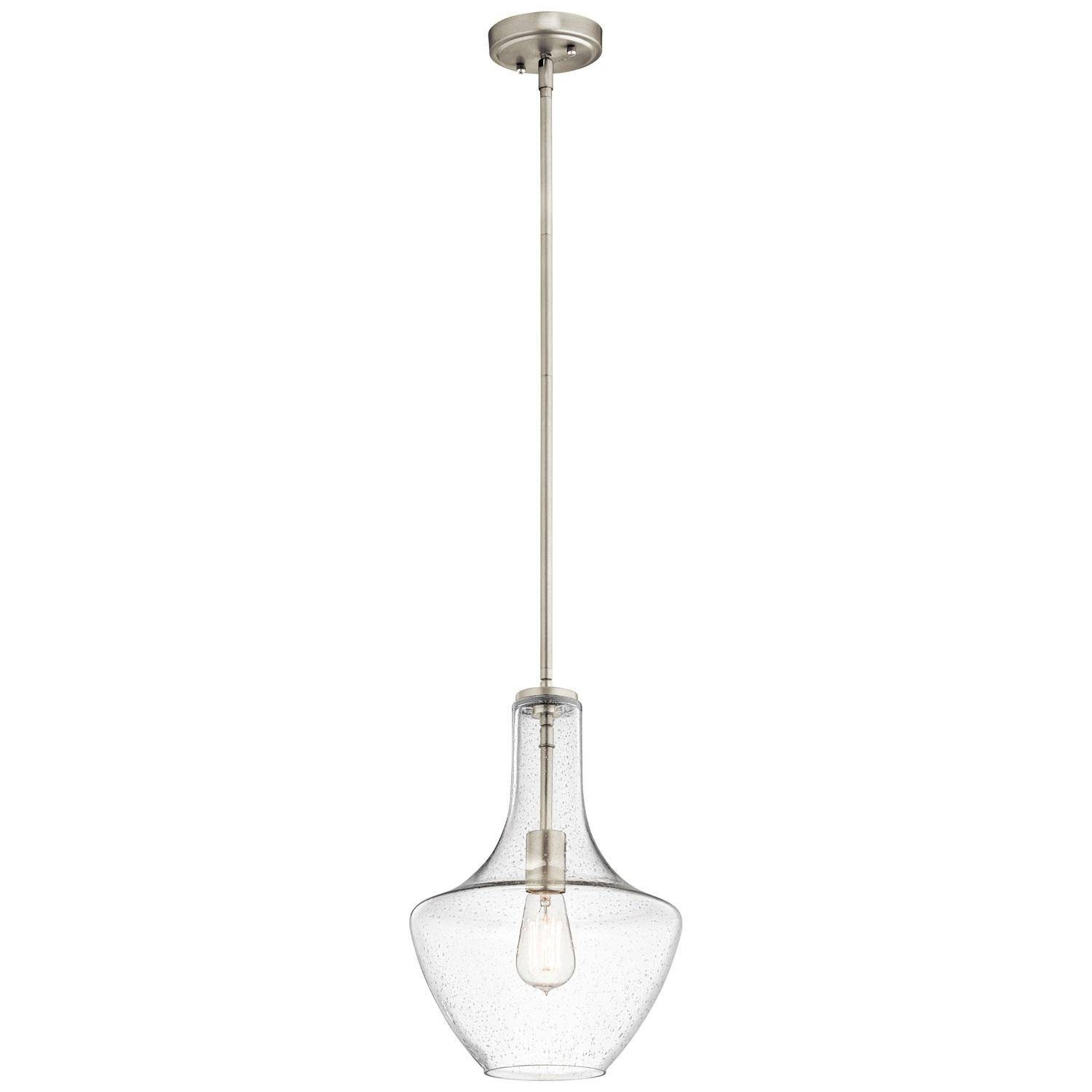 Schoolhouse Pendant Light Fixtures Lighting Bathroom Mercury Glass with regard to Schoolhouse Pendant Lights (Image 14 of 15)