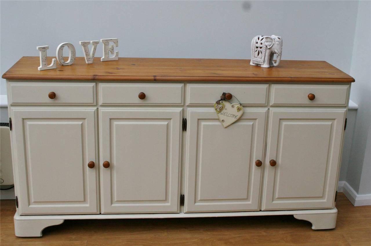 Shabby Chic Sideboards – Kalusteet Kotiin (View 11 of 15)